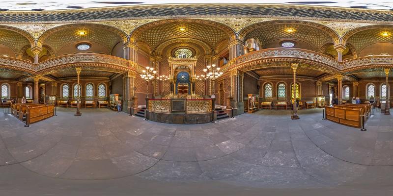 Spanish Synagogue / Prague / Czech Republic