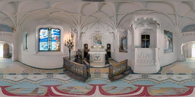 Quinta da Regaleira Chapel, Sintra, Portugal