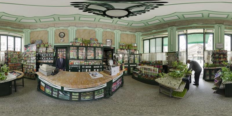 Casa Horticola Store, Porto, Portugal