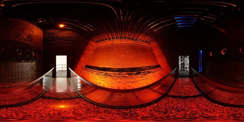 Furnace, Eletricity Museum, Lisbon, Portugal