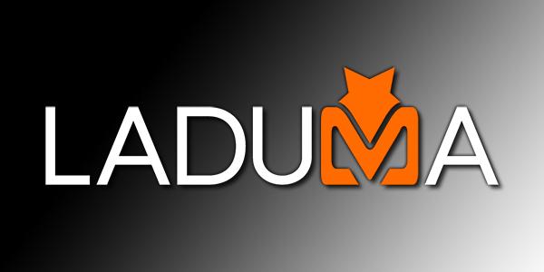 Laduma VR logo