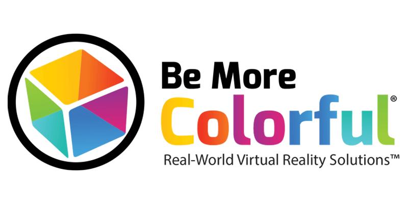 bemorecolorful logo