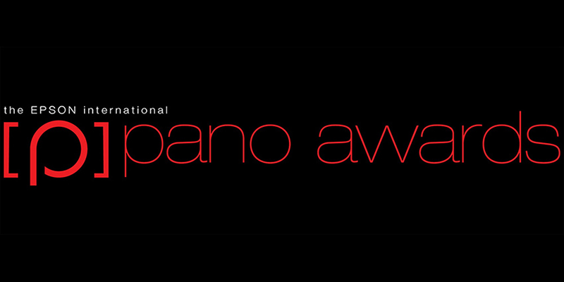 The EPSON International Pano Awards logo