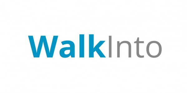 WalkInto logo