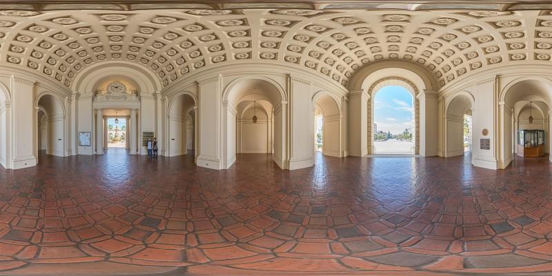 Pasadena City Hall, Pasadena, California, by Jim Newberry.