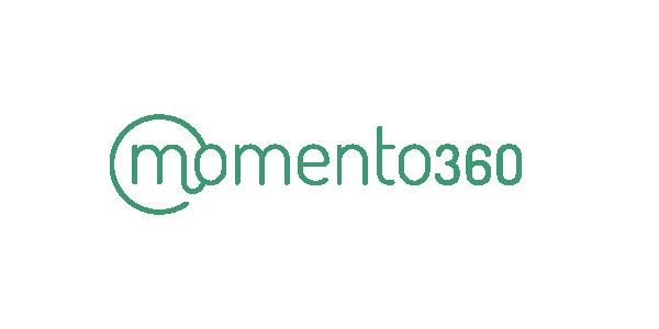 Momento360 logo