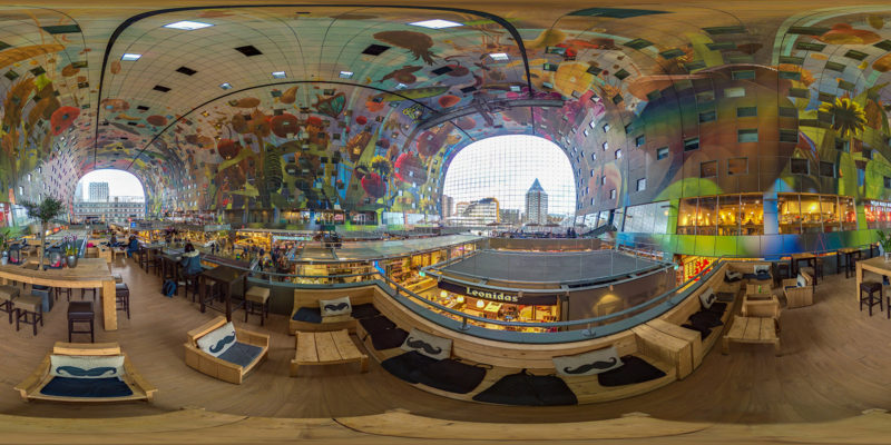 Markethall Rotterdam