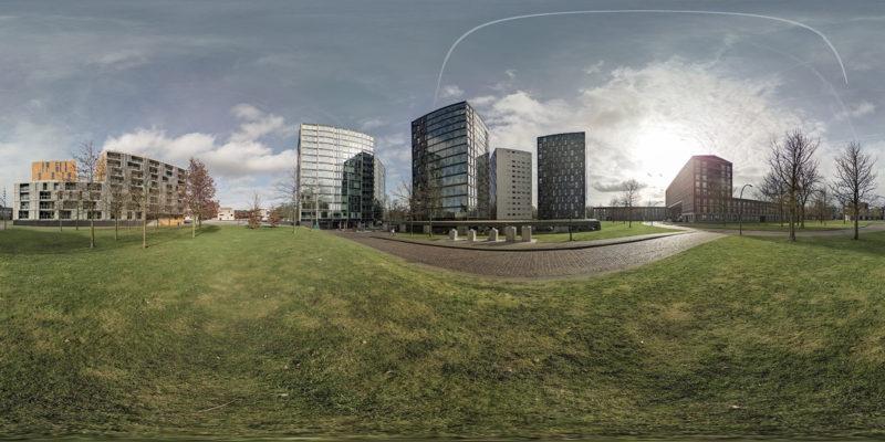 Architecture Breda Nonnenveld Torens