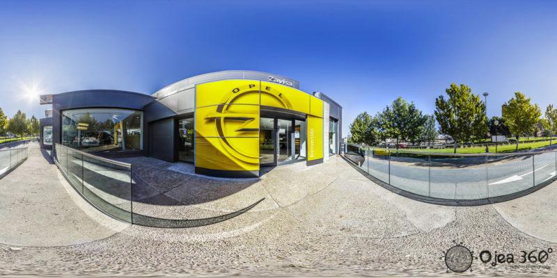 Opel Zaragoza Car Dealership (Zavisa)