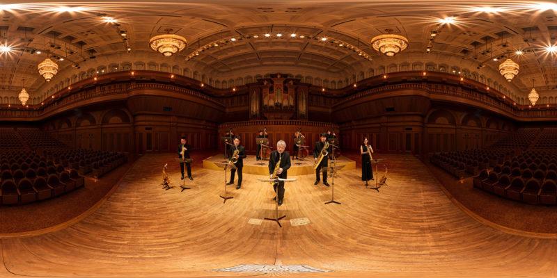 Yasuaki SHIMIZU & Saxophonettes 2016