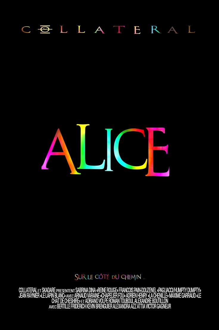 Poster Alice VR