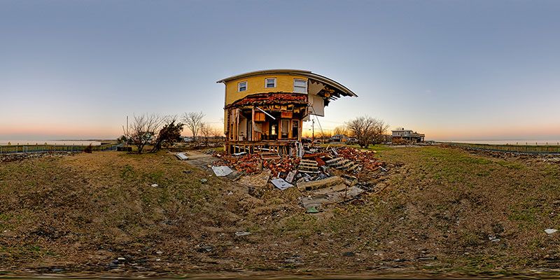 After Super Storm, Sandy,  First Five Years