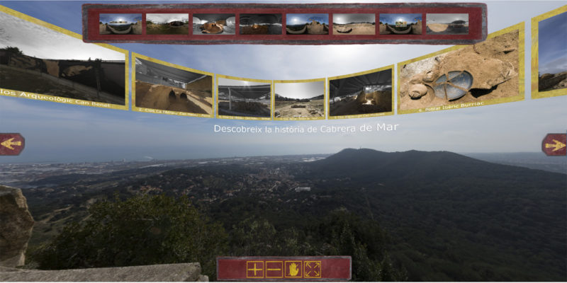 Archaeological Site of Cabrera de Mar