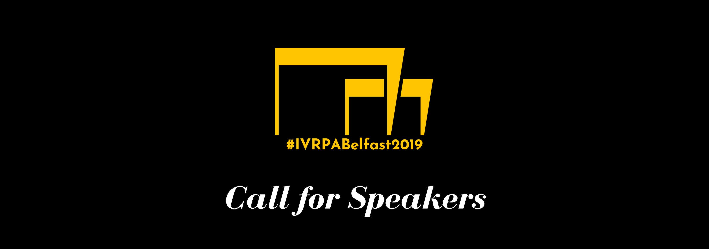 Call For Speakers - Belfast Teaser