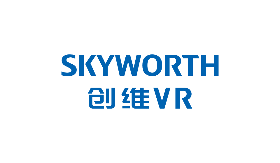 Skyworth VR logo
